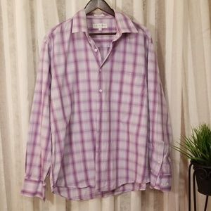 Linea Dome Men's Shirt L 16.5